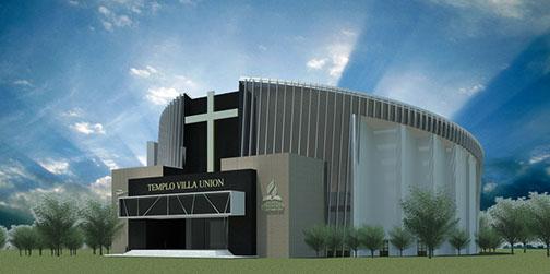 30 de Abril, Ofrenda Nacional Pro Templo Villa Unión